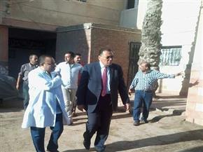 إحالة 5 أطباء للتحقيق فى مستشفى الإبراهيمية بالشرقية | صور