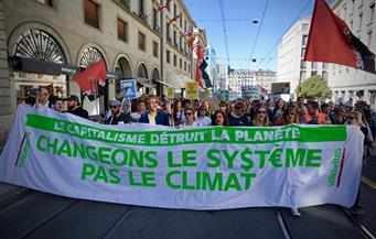 عطلة نهاية أسبوع ساخنة في جنيف من أجل إنقاذ العالم وأطفاله