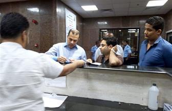 في جولة مفاجئة على مستشفى الأقصر العام .. وكيل وزارة الصحة يحيل طبيبتين للتحقيق | صور
