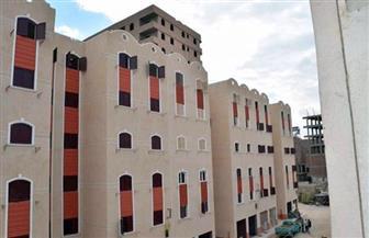 """محافظ المنيا يوجه بمتابعة وصيانة الوحدات السكنية والمحلات بمنطقة """"عشش"""" محفوظ"""