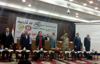 محافظ الدقهلية: نقف خلف الرئيس وهو يبني مصر المستقبل