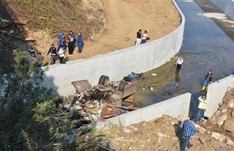 22 قتيلا في تحطم شاحنة تقل مهاجرين في غرب تركيا