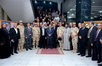 """""""تحديات الأمن القومي المصري للعصر الحديث"""" في ندوة بجامعة طنطا   صور"""