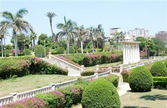 الحكومة تنفي طرح حدائق أنطونيادس الأثرية للبيع بمزاد علني