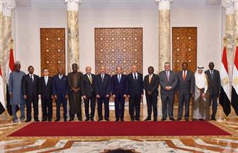 الرئيس السيسي: تعزيز التعاون والتنسيق مع الأشقاء بحوض نهر النيل أمر حيوي ولا غنى عنه