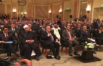 ننشر نص كلمة وزير الري.. في افتتاح أسبوع القاهرة للمياه