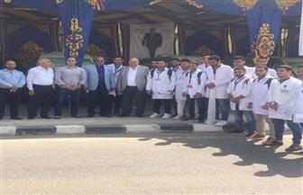 """""""مستقبل وطن"""" بالقاهرة ينظم قافلة طبية بحي الأسمرات بالمقطم"""