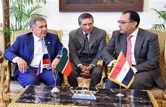 رئيس تتارستان: نرغب في الاستثمار بالسوق المصرية بفضل الأمن والاستقرار