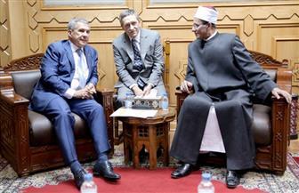 رئيس جمهورية تتارستان: نعول على دور الأزهر في مجابهة التطرف