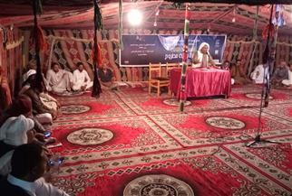 مهرجان الشعر البدوي يكرم أبطال أكتوبر والإعلاميين بمطروح