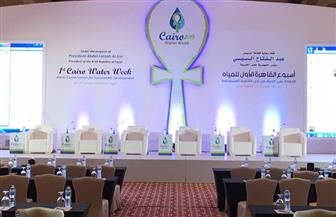 25 جلسة فنية وعامة ورفيعة المستوى في ثاني أيام أسبوع القاهرة للمياه