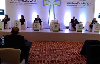 """اليوم الثاني.. بدء فعاليات الجلسة الأولى من """"أسبوع القاهرة للمياه"""""""