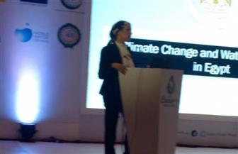 وزيرة البيئة في أسبوع القاهرة للمياه: التغيرات المناخية ليست تحديا بيئيا بل تنمويا