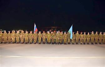 """انطلاق التدريب العسكري المصري الروسي """"حماة الصداقة 3"""" بالتزامن مع زيارة الرئيس السيسي لموسكو"""