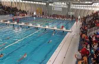 الأهلى يحصد 70 ميدالية في بطولة بلغاريا للسباحة