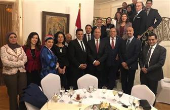 توقيع اتفاقية توأمة بين مدينتي مرسى علم ,ياجودينا الصربية لتنشيط السياحة | صور