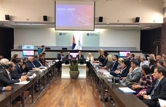 ننشر تفاصيل لقاء الوفد المصري مع نائب رئيس وزراء صربيا | صور