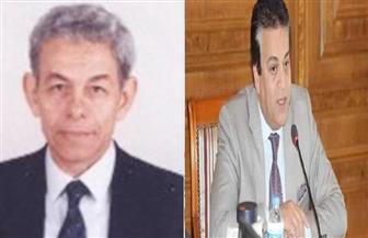 وزير التعليم العالي ينعي مؤسس مركز بحوث وتطوير الفلزات أحمد عادل عبد العظيم