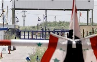 سوريا وإسرائيل تفتحان معبر القنيطرة في مرتفعات الجولان