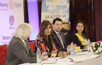 وزيرة الهجرة: المصري مطلوب في الأسواق العالمية نظرا لمهارته وقدرته على تحمل ظروف العمل