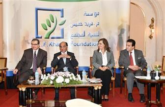 وزيرة التخطيط: التعليم والصحة والثقافة والفنون أهم تكليفات الرئيس للحكومة