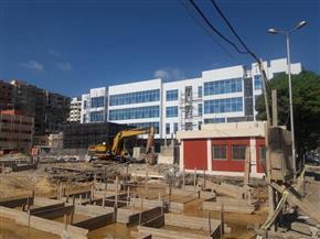 رئيس الوزراء يتفقد مراحل تطوير مستشفى النصر في بورسعيد |  صور