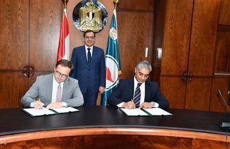 """وزير البترول يشهد توقيع مذكرة تمويل مشروع إنتاج مشتقات """"الميثانول"""" بحوالي 40 مليون دولار"""