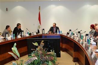 وزير الاتصالات يلتقي ممثلي الشركات العاملة في صناعة التعهيد في مصر