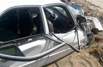مصرع مفتش وإمام مسجد إثر حادث تصادم بجنوب سيناء