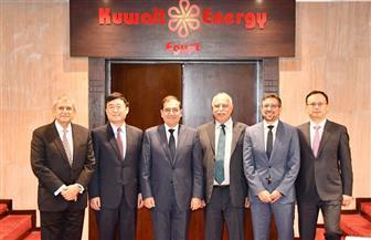 رئيس مجلس إدارة شركة كويت إنرجي: نرغب في المشاركة بمختلف أنشطة صناعة البترول والغاز بمصر