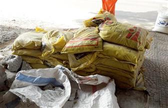 جهود مستمرة لضبط المخالفين من تجار المبيدات | صور