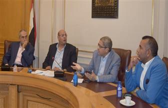 """""""غرفة القاهرة"""" تدعو رئيس مصلحة الجمارك لمناقشة القانون الجديد"""