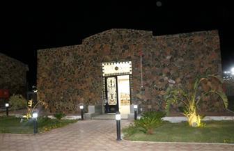 محافظ جنوب سيناء ووزيرة الثقافة يفتتحان قصر ثقافة شرم الشيخ | صور