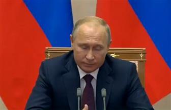 """بوتين: العلاقات """"الروسية ـ المصرية"""" تعتمد على الاحترام المتبادل والمصالح المشتركة"""