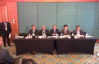 """""""الري"""" توقع بروتوكولا  للخدمات الاستشارية مع اليابان لمشروع قناطر ديروط"""