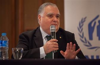 """بمناسبة الاحتفال بيوم الأمم المتحدة.. ممثل مفوضية اللاجئين لـ""""بوابة الأهرام"""": مصر أظهرت سخاء كبيرا"""