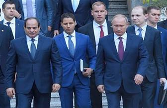 الرئيس السيسي يغادر روسيا عائدا إلى القاهرة