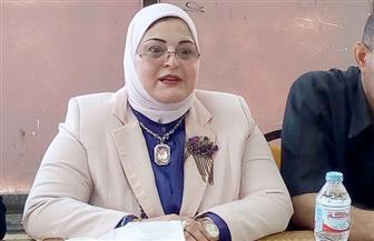 وكيلة وزارة التربية والتعليم بكفر الشيخ تتابع أعمال تصحيح امتحانات الصف الأول الثانوي إلكترونيا