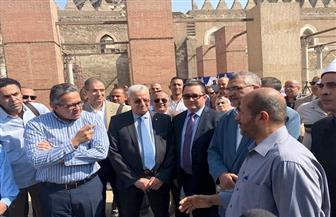 بجهود مصرية كازاخية.. ترميم مسجد الظاهر بيبرس ينهي قرونا من الإهمال | صور