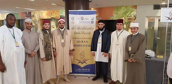 جانب من الوفد العربي المشارك