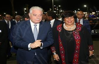 وزيرة الثقافة ومحافظ جنوب سيناء يفتتحان قصر ثقافة شرم الشيخ | صور