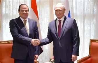انطلاق فعاليات المنتدى الاقتصادي والقمة الروسية الإفريقية الأولى في مدينة سوتشى