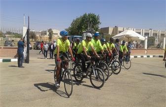 انطلاق فعاليات الدورة الرياضية العربية للاتحادات النوعية بالوادي الجديد | صور