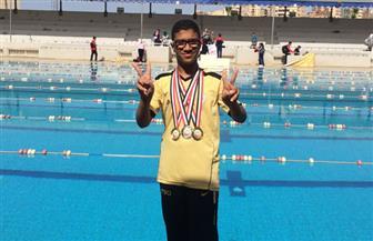 وزير الداخلية يوجه برعاية الطفل يوسف الدفراوي ضمن فريق السباحة لذوي الإعاقة