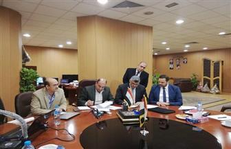 جامعة المنصورة توقع عقد دراسات مشروع المترو بالمدينة| صور