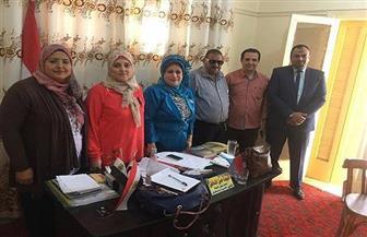 """""""القومي للطفولة"""" بكفر الشيخ يعقد اجتماعات لتفعيل دور لجان حماية الطفل   صور"""
