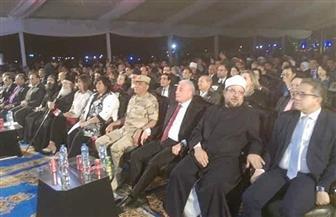 مختار جمعة: مصر قادرة على نبذ العنف والتطرف