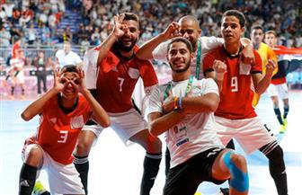 منتخب الكرة الخماسية يفوز بالميدالية البرونزية في أوليمبياد الشباب