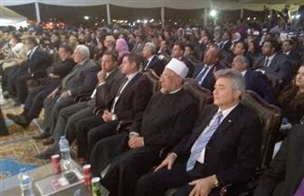 وزير الأوقاف: نؤمن بالحق والعدل ونهدف لعالم بلا إرهاب