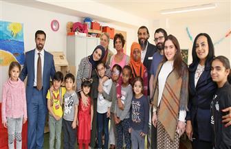"""""""كلمات لتمكين الأطفال"""" تقدم 1200 كتاب للأطفال اللاجئين العرب في برلين"""
